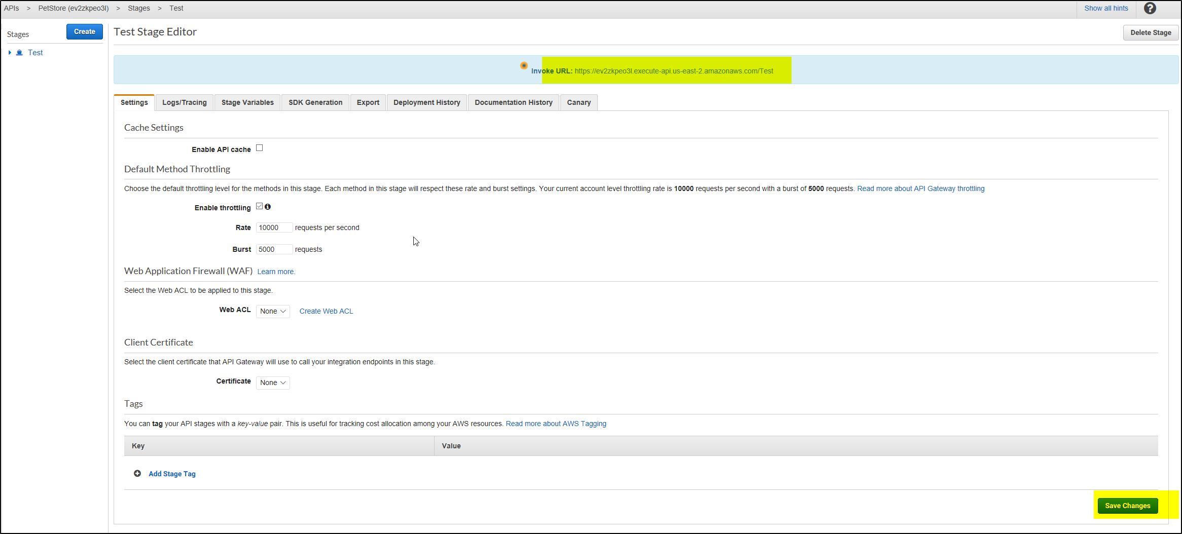 How to secure AWS API using Custom Authorizer (Lambda