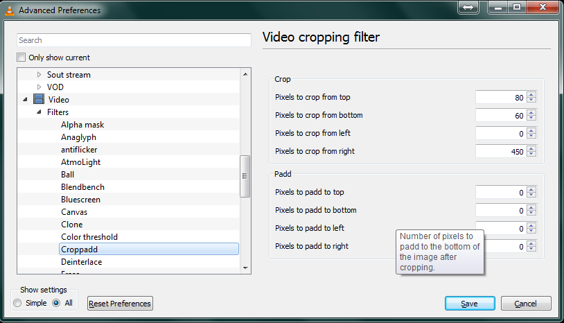 How to Crop and Save a Video using VLC 2 0 Media Player – A Turning