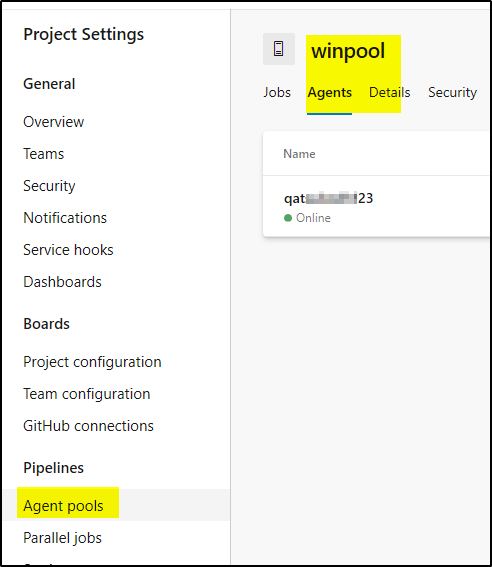 How To Create Windows VSTS Build Agent Using ARM Template